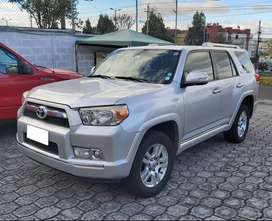 TOYOTA 4RUNNER LIMITED, 2010, FLAMANTE
