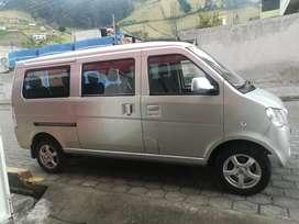 Vendo flamante furgoneta de 11 pasajeros