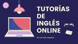 CLASES DE INGLES ON LINE