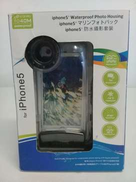 Cover Impermeable iPhone 5 40mts