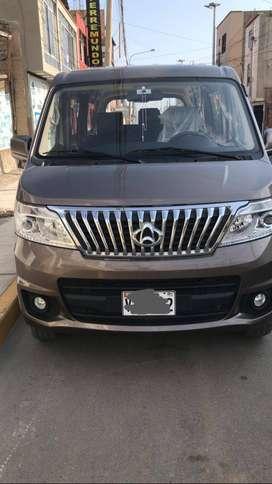 Vendo minivan CHANGAN