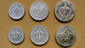 Moneda de 1 centavo Cuba 1920
