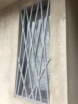 Reja ventana moderna