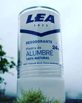 Desodorante Natural piedra alumbre
