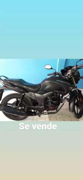 Ganga moto thriller I35s 150 como nueva