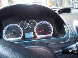Chevrolet Aveo emotion, modelo 2010, cinco puertas, full equipo, llantas en buen estado, placa de Restrepo Meta.