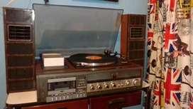 Equipo sonido antiguo challenger