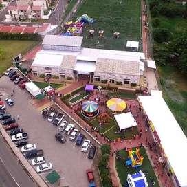 Local de alquiler en Urb.  Casa Laguna, Vía Samborondón - La Aurora, Cerca de C.C. Riocentro El Dorado