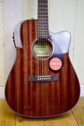 Fender CD140sce all mahogany