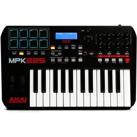 Controlador Akai MPK225 25T