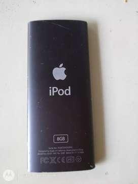 iPod nano de 4ta generación 8gb