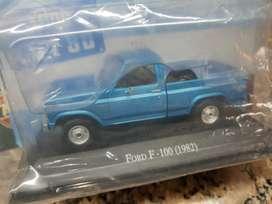 Ford F100 1982 Colección Inolvidables 80/90
