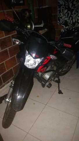 Moto honda xr15