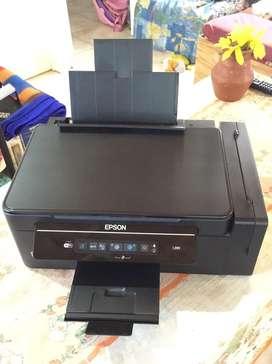 Impresora epson L395 WIFI multifuncion