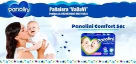 Pañales Panolini confort sec