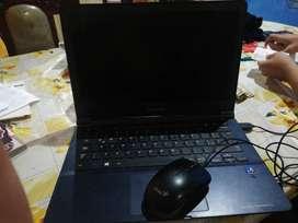 De venta Lapto marca samsung NEGOCIABLE
