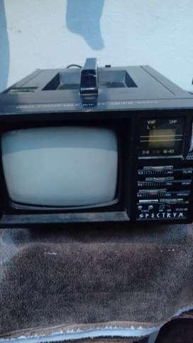 Vendo radio TV