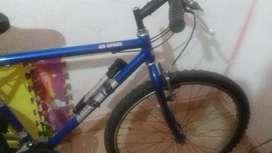 Bicicleta Montan Bike Rodado 21