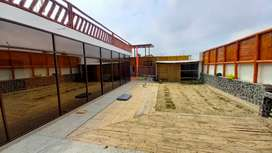 Casa moderna vacacional Salinas