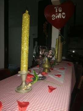 CENAS ROMANTICAS O ESPECIALES UGA EXPRESS