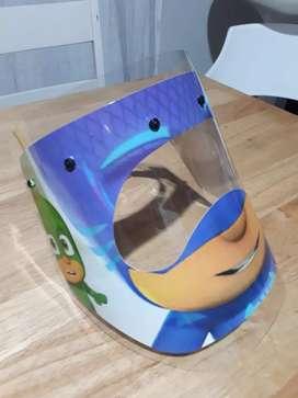 Máscaras de protección infantil