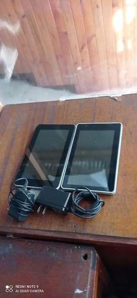 Vendo 2 tablets y teclado para repuestos