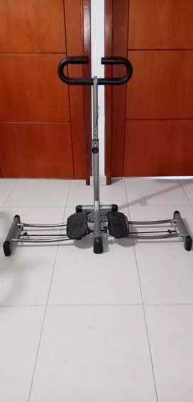 Maquina de ejercicio pierna