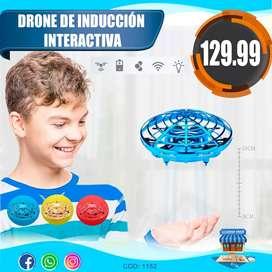 Drone Volador De Inducción Interactiva