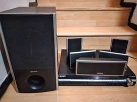 HOME THEATER SONY BARATO