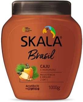 Crema de Tratamiento del Cabello Skala Caju y Murumuru