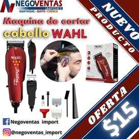 MÁQUINA DE CORTAR CABELLO WAHL