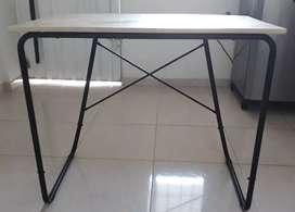 Mesa tipo escritorios