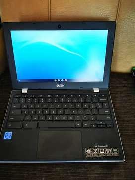 Portátil Chrome Book 311 como nuevo