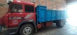 Venta de Camión Cerealero, enganchado con Acoplado