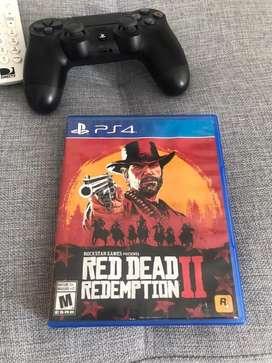 Red dead redemption 2 en excelente estado