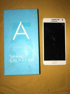 Samsung Galaxy A5 LEER