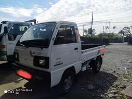 Vendo Suzuki súper carry precio negociable