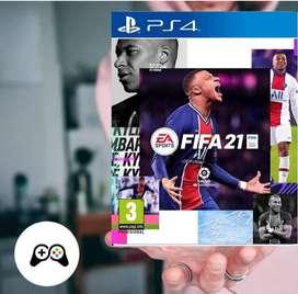 FIFA 21 PARA PS4 JUEGO FISICO NUEVO SELLADO