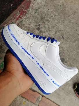 Tenis Nike air force one dama y caballero