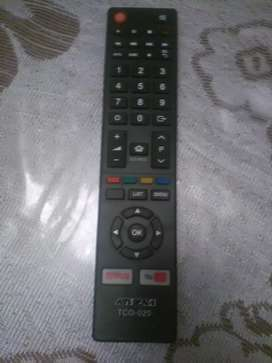control remoto Riviera smart tv
