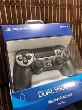 Control PS4 - Dualshock 4 Inalambrico - Negro Metalizado
