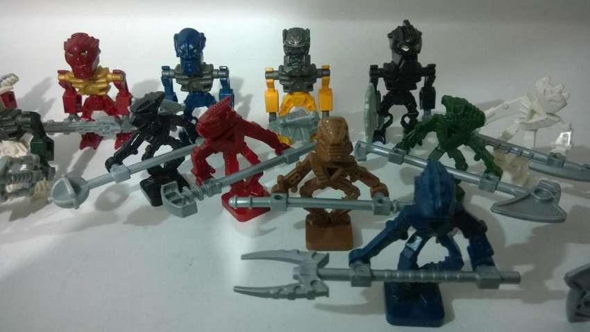 LEGO MINIFIGURAS BIONICLE
