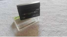 Cassette para limpiar la cámara MiniDV.
