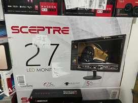 "Monitor spectre 27"" led 1080p nuevos"