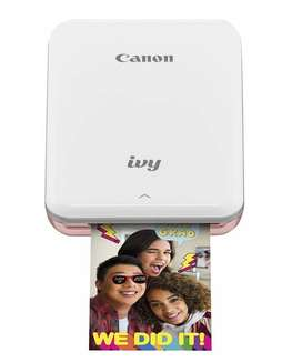Impresora Canon Mini Photo Printer Pv-123 Bluetooth Wifi