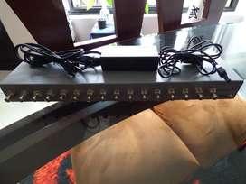 Video encoder Axis p7216 - CCTV Integrado