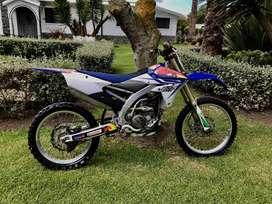 Yamaha yz250f año 2014