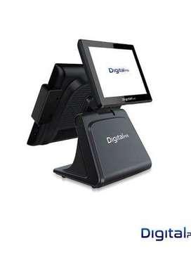 COMPUTADOR POS INDUSTRIAL DIG-T660D-I5 doble pantalla