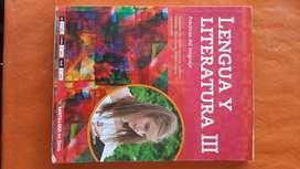 Lengua y literatura III - Ed. Santillana en línea