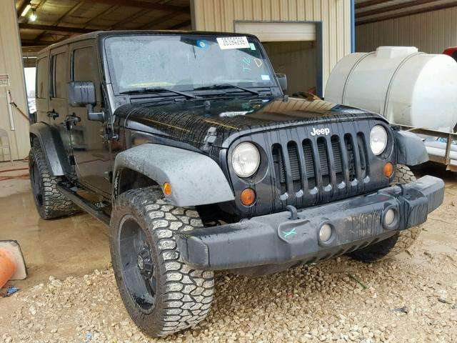 2012 JEEP WRANGLER UNLIMITED SPORT 0